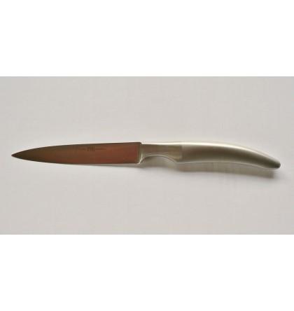 Couteau sandwich 12 cm styl'ver cuisine inox sablé