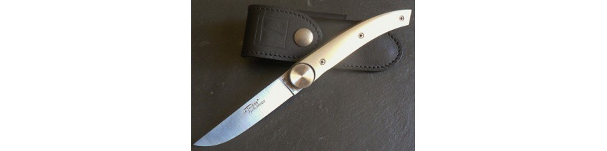 "Cutting wheel ""LeThiers"" pocket knives"