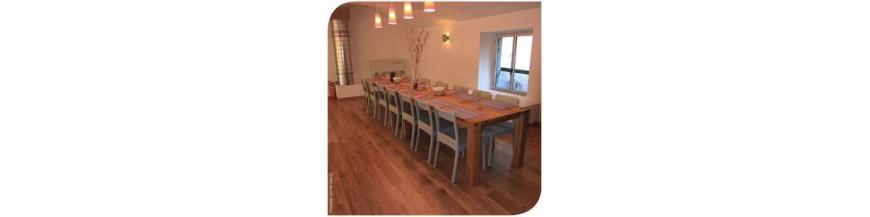 <p>Découvrez nos 3 modéles de couteaux et couverts dédiés à la table : Le Laguiole - Le Thiers - Le Styl'ver</p>